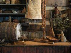 a fine farmhouse: I am....Cinnamon Creek