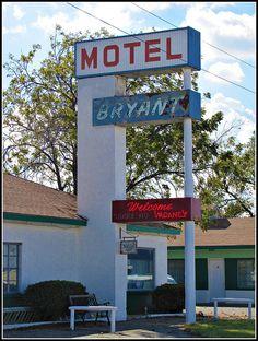 Bryant Motel -    Wakeeney, Kansas