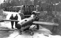 Fieseler  V1  rocket