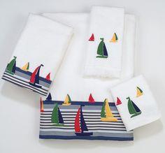 Regatta Bath Towel | OceanStyles.com