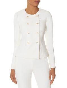 Double Breasted Jacket #TheLimited #ScandalStyleTheLimited #OliviaPope #Sophisticated #FeminineStyle #Professonal #ItsHandled #W2W #WearToWork