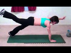 Strong Core and Back: Great for Runners: Fitness Bender