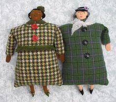 dolls by Mimi Kirchner