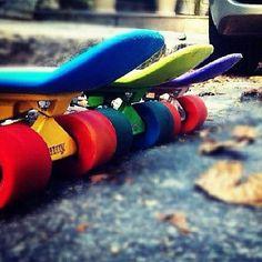 #Longboard #Skate #Skating #Skateborders #Dream #Penny #Skatepark #Like