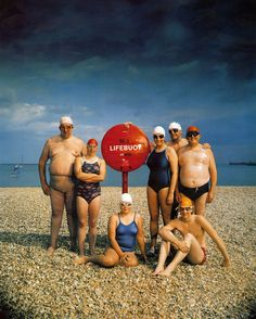 CHANNEL SWIMMERS