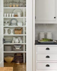 interior, living rooms, design homes, pantri, butler pantry, living room designs, design kitchen, shelv, kitchen designs