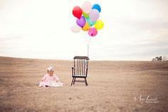 1st birthday photos, rocking chairs, alic chair, photo shoot, rock chair, balloon, 1st birthdays