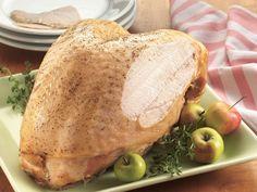 Slow Cooker Savory Turkey Breast