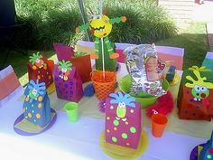 Ideas for a monster themed party