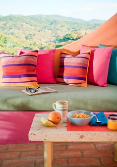 This vacation home in Sayulita doubles as a #venue for small #weddings  #events. It is owned and operated by an interior designer  architect, so for you design lovers this is a perfect fit.