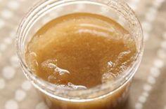 DIY Ginger sugar scrub recipe from my favorite skin care provider, Wild Carrot