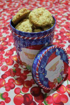 Atelier Gourmet da Ana: Cookies de Aveia e Frutas Secas