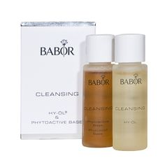 BABOR has combined the natural cleansing power of oil and water to create a unique signature bi-phase cleansing system that ensures mild but thorough deep-cleansing with Phytoactive Base & HY-OL.  @BaborUK #BeautyArmy
