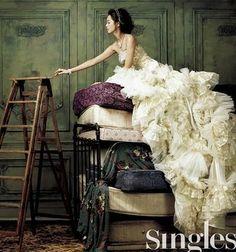 fashion, dress, ara, inspir, fairi tale, princesses, fairytal, peas, photographi