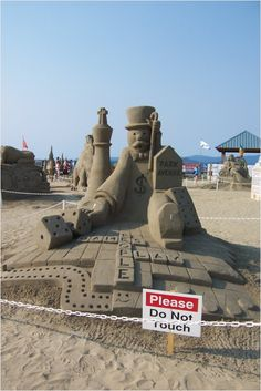 Monopoly Sandcastle