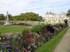 Luxembourg Garden, Paris - 2010