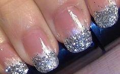 hot nails #MGpartyedit
