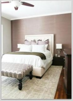 Lilac & Mauve Inspired Bedroom