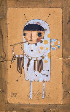 love art by gustavo aimar