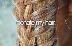 december, bucketlist, buckets, long hair, braids, die, lock, feelings, bucket lists