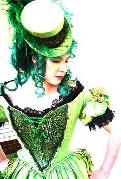 absinthe fairy costume
