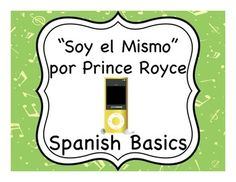 Great activities to get a sense of what your students remember from Spanish 1.