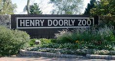Henry Doorly Zoo - Omaha, Nebraska