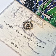 J.R.R. Tolkien necklace