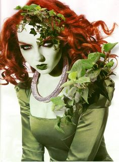 Lily Cole as Poison Ivy