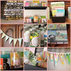 vintage storybook sip 'n see shower | kojodesigns another gorgeous party!