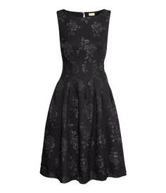 Brocade Dress by H&M