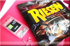 """fun way to show your man all the """"riesen""""'s why you love him!  'http://www.thedatingdivas.com' target='_blank'>www.thedatingdiva..."""