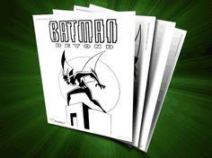 Themed Printables: Batman