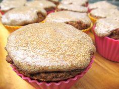 Apple Pie Cupcakes low sugar, grain free, cupcake recipes, gluten free cupcakes, dairy free, pie cupcak, appl pie, caramel, apple pies