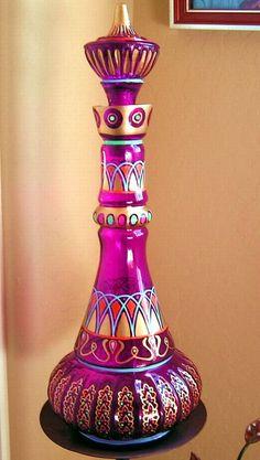"""I dream of Jeannie""...genie bottle"