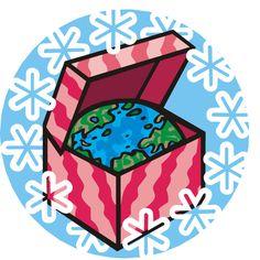 free Christmas around the world unit printables