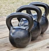 How to Move Up in Weight and Use Bigger Kettlebells