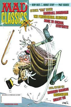 MAD CLASSICS #23 | M