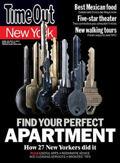 Time Out New York – Very Clever