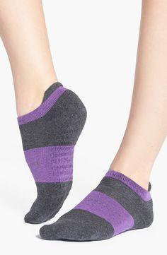 Cute and functional barre socks!