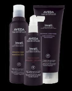Aveda hair growth system. IT REALLY WORKS!!!!!!!!!! shampoo and conditioner