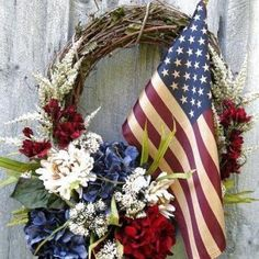 Beautiful Ideas for 4th of July~