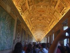 Visiting the Vatican