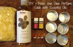 Looking for a new alternative to store bought perfume? Try out these awesome perfume solids.