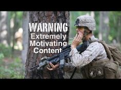 Get ready for some motivating Marine predeployment training.