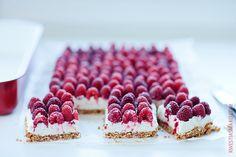 Raspberry Mascarpone Dessert