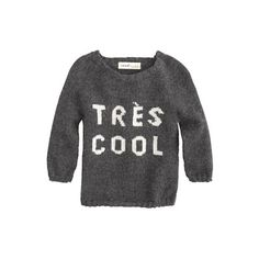 For Kids: Ouef Tres Cool Sweater