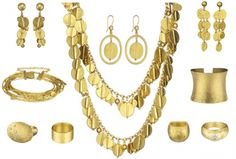 Spring 2014 Jewelry Trends | Spring 2014 Accessories Trends | Fashion Forth