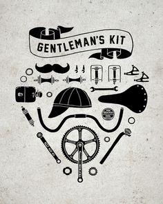 Gentleman's kit by Ooli Mos