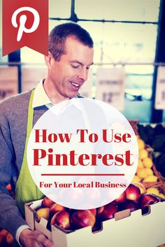 How to use Pinterest to market your local business. via Scalable Social Media - Online Inbound Marketing